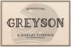 Greyson Product Image 1
