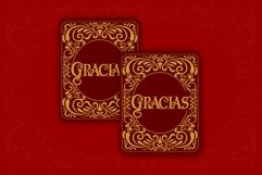 Dragon | Victorian Font Typeface Product Image 3