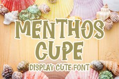 Menthos cupes Product Image 5