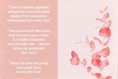 Quilla multipurpose elegant font Product Image 3