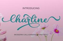 Charline Regular and Italic Product Image 1