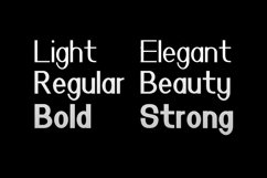 Nuevo - Elegant Sans Serif Product Image 5
