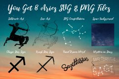 Sagittarius Zodiac, Constellation, Horoscope, Celestial Pack Product Image 2