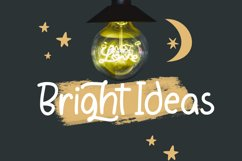 Dingball - Handrawn Monoline Font Product Image 3