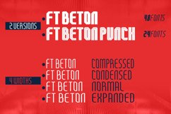 FT Beton Condensed Product Image 6