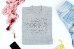 Web Font Spring Is Here - A Quirky Handlettered Font Product Image 2