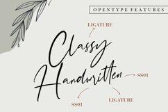 Juliette Handwritten Script Product Image 4