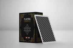 Playing Card Mockup Product Image 2