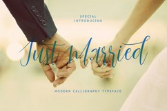 Just Married Script Product Image 7