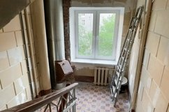 Repair works, renovation of entrance in apartment building Product Image 1