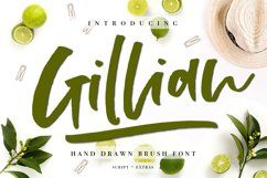 Gillian Font + Extras Product Image 1