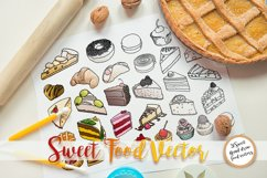 Sweet Food vector Product Image 4
