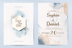 The Justin Romance - Font Duo plus Extras Product Image 3