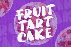 Web Font Cotton Candy Font Product Image 5