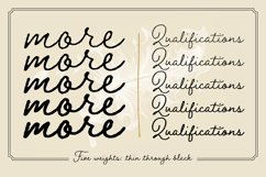 Braisetto Font Family Product Image 4