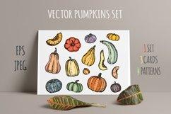 Pumpkins set Product Image 1