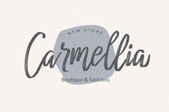 cherrio brush font Product Image 5