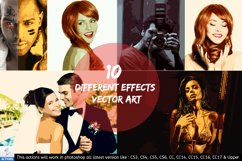 Vector Art - Photoshop Action Product Image 4