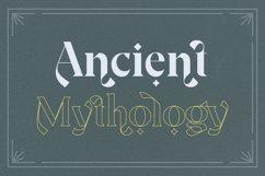 Arkyn - Modern Classic Serif Font Product Image 5