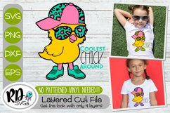Cool Kids Easter Bundle - A Set of Layered Cricut SVGs Product Image 4