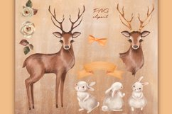 Autumn Forest clipart Product Image 9