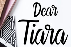 Vanilla Premium Font Product Image 4