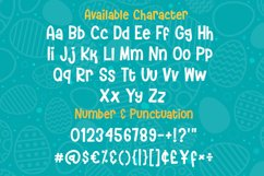 House Easter - Display Fonts Trio Product Image 8