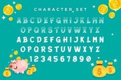Web Font Trillionaire Product Image 3