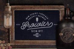 Growler Script - Font Product Image 1