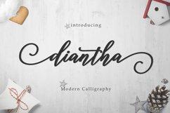 Diantha Script Product Image 1