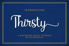Thirsty Product Image 1
