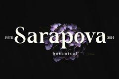 Romerio | Elegant Serif Style Product Image 11