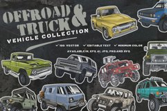 Offroad & truck Vehicle Collection Product Image 1