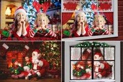 45 Christmas window frames Product Image 3