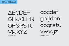 BOYA (rounded Font) Product Image 4