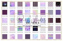 Blue Shades BUNDLE digital paper pattern Product Image 6