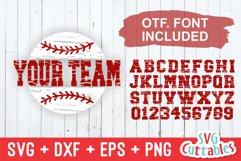 Baseball SVG Bundle 3 Product Image 6