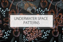 UNDERWATER / SPACE PATTERNS Product Image 5