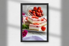 """A bundle of 6 high resolution food photo """"Delicate dessert"""" Product Image 2"""