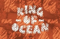 Web Font Poseidon Font Product Image 4
