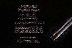 Hidario Signature Font Product Image 6