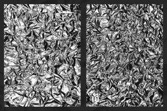 Black & White Metallic Textures Product Image 6