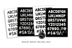 Embro font family Product Image 3