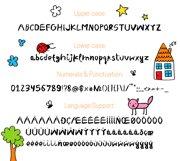 Agatha Writes - Hand Drawn Typeface Product Image 3