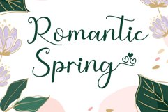 Romantic Spring Product Image 1