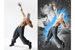 Poster Maker photoshop action Product Image 4