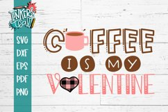 Coffee Is My Valentine SVG Product Image 2
