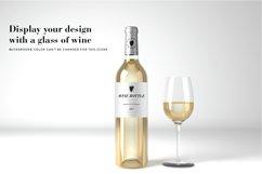Wine Mockup Set - Photoshop PSD Product Image 4