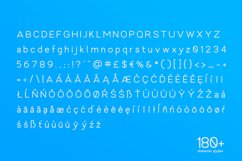 Brada - A Powerful Sans Font Family Product Image 6