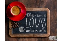 CoolBeans - a fun handwritten font Product Image 4